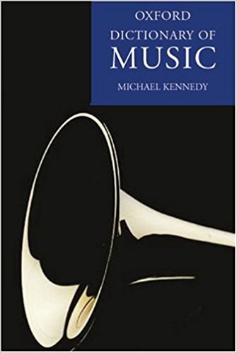 Oxford Dictionary of Music | Oxford Music