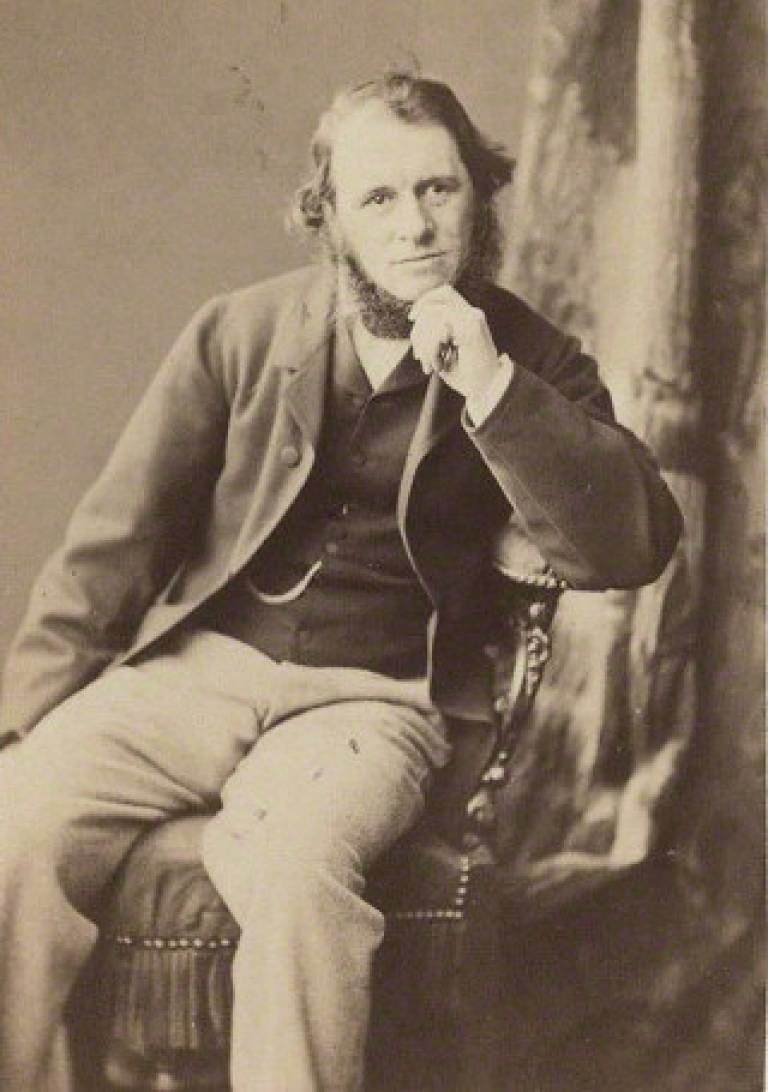 Photo of Sir George Grove